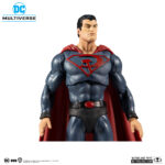DC MULTIVERSE: SUPERMAN: RED SON ACTION FIGURE