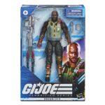 G.I. Joe Classified Series Roadblock Figure