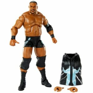 WWE Elite Collection Keith Lee Action Figure – Series 82