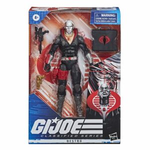 G.I. Joe Classified Series Destro Figure