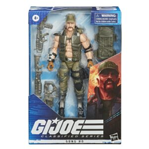 G.I. Joe Classified Series Gung Ho Action Figure
