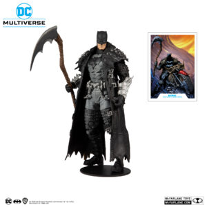 DC MULTIVERSE: BATMAN: DARK NIGHTS DEATH METAL #1 ACTION FIGURE