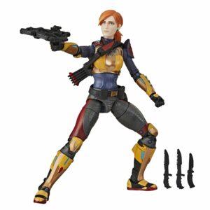 G.I. Joe Classified Series Scarlett Figure