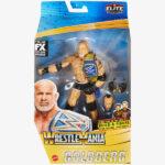 WWE Wrestlemania Elite Collection Goldberg Action Figure