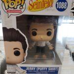 Funko Pop 1088 Seinfeld Jerry Puffy Shirt