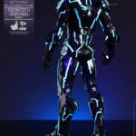 Neon Tech Iron Man Mark IV Figure