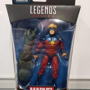 Marvel Legends Mar-Vell