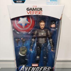 Marvel Legends Stealth Captain America