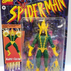Marvel Legends Retro Electro