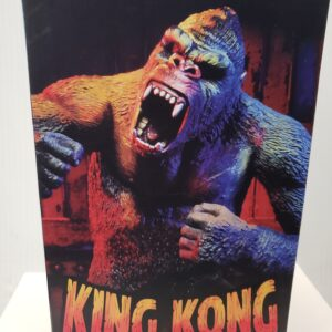 NECA Illustrated King Kong